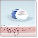 8049 - Paint :  AR Petite Premixed Internal Purple Wash