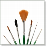 7915 - Paint Supplies : AW Advance Penselen set