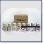6311 - Paint set : Real Effect Color SET 8x40ml.