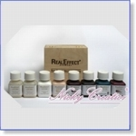 6312 - Paint set : Real Effect Color SET 9x40ml.