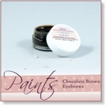 8042 - Paint :  AR Petite Premixed Chocolat Brown Eyebrow