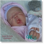 111045 - Dollkit 19 : Baby - by Lilianne Breedveld