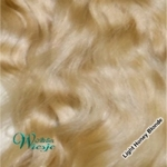 404002 - Rooting : HQ PY Mohair - Light Honey Blonde - Not available