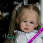 300267 - Dollkit 31 -  Lotta  Open Edition  - € 145,00 - Pre Order