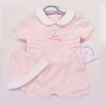 800111 - Clothing : Girls Play suit - I Love Mummy