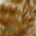 404004 - Rooting : HQ PY Mohair - Pale Blonde - Not available