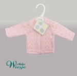 800119 - Clothing : Knitted cardigan - Lace knit