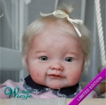 AW300318 - Dollkit 21 - Naomi -  Limited Edition - € 96,90 - Pre Order