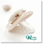 792020 - Accessories : Luxury Pacifier Light cream