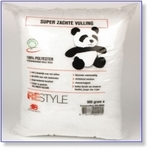 380151 - Body : Dracon soft fiberfill 500 gr.