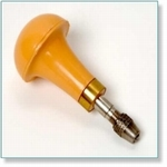 7113 - Rooting : Mushroom Plastic Handle Pin Vice
