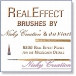 9856 - Real Effect RE06 Nails small Nicky Creation & Da Vinc