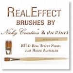 9860 - Real Effect RE10 Hair Painting Special Brush