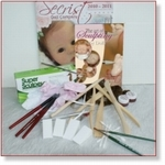 6313 - Sculpting Kit: Art of Sculpting Mini baby 6
